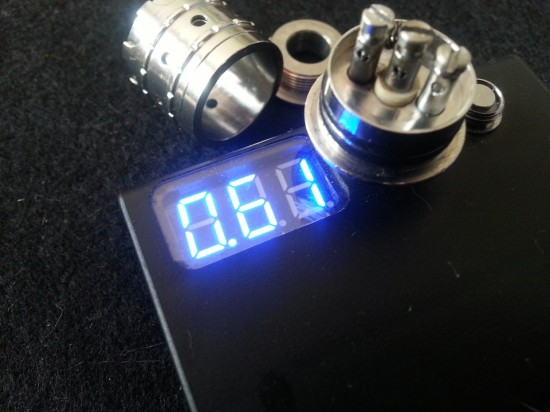 Un mono twisted à 0.6 ohm